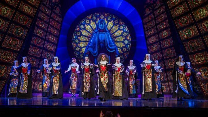 Sister Act en el Teatro Nuevo Alcalá