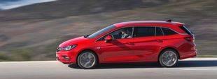 Opel Astra Sports Tourer, opción familiar