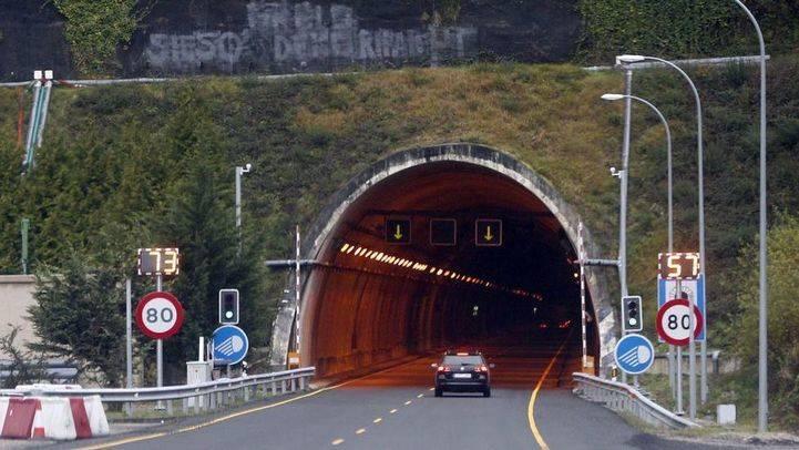 Tráfico en túneles
