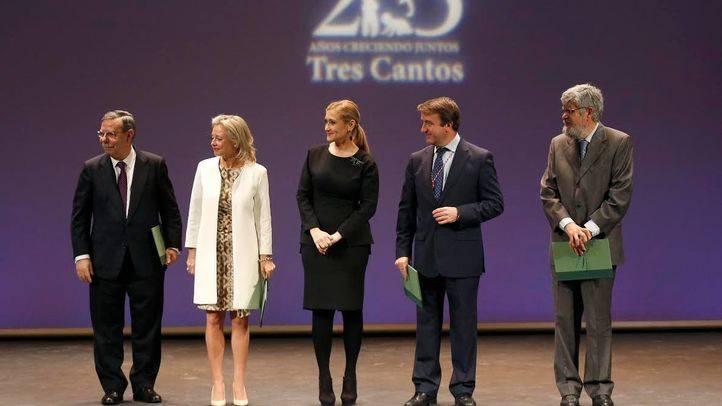 Tres Cantos celebra su 25º cumpleaños como municipio