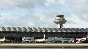 Cancelados todos los vuelos entre Barajas y Bruselas
