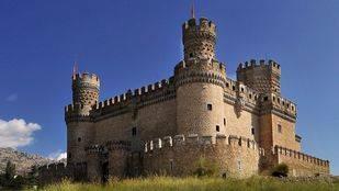 Castillo Manzanares el Real. (Archivo)