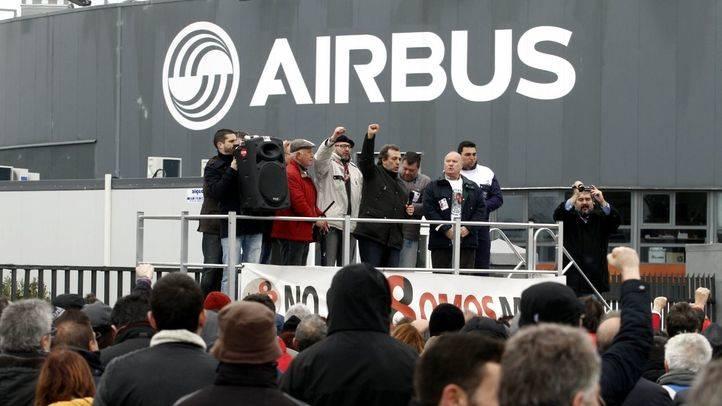 Declarada firme la sentencia que absuelve a los 'ocho de Airbus'