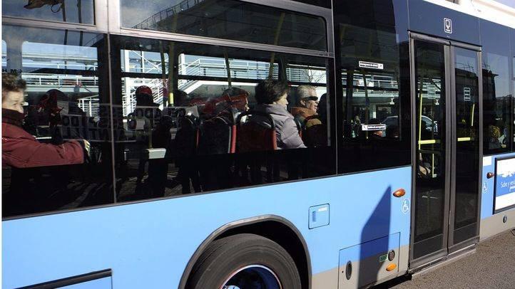 Autobús de la EMT (archivo)