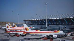 Iberia y Air Europa cancelan sus vuelos a Bruselas