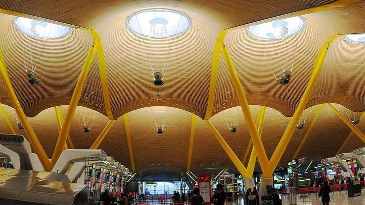 Aeropuerto Adolfo Suarez Madrid Barajas T4 (archivo)