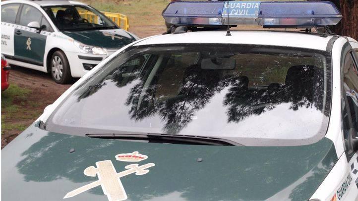 Más de 420 guardias civiles vigilan estas vacaciones las carreteras madrileñas