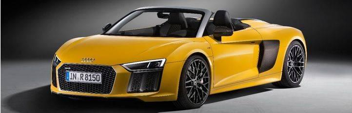 Nuevo Audi R8 Spyder V10