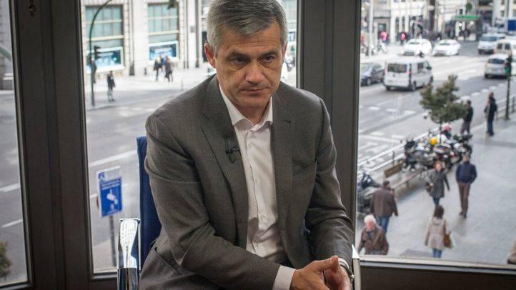"""David Lucas, alcalde de Móstoles: """"El PP es el que se ha aislado solo"""""""