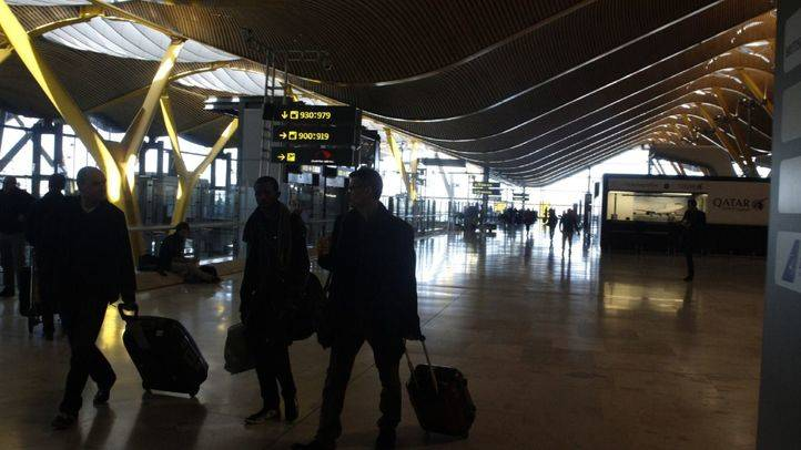 Barajas cancela un nuevo vuelo a Zaventem