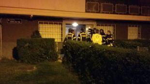 Muere un anciano en el incendio de su casa en Las Águilas