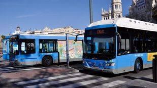 Madrid, la ciudad con los autobuses urbanos más caros de España