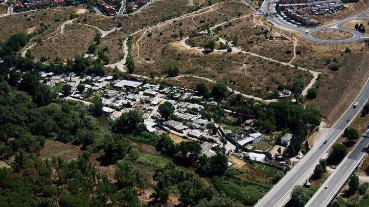 La Comunidad comprará 376 viviendas del poblado de Las Sabinas para realojar a las familias