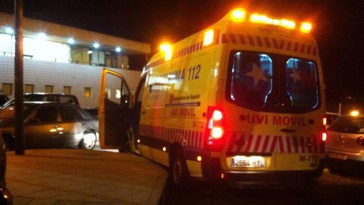 Un motorista fallece en Soto del Real tras colisionar con una vaca