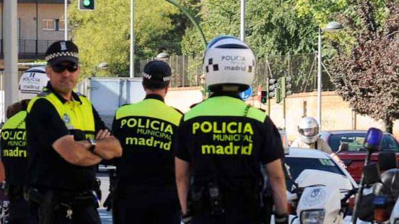 Detenido por intentar apuñalar a un 'trinitario' en Ciudad Lineal