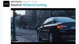 Así prepara Uber su vuelta a las calles de Madrid