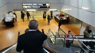 Metro pide desalojar todas sus estaciones por un error informático