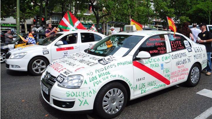 La Federación del Taxi denunciará