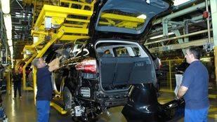 Importante crecimiento en la producción y exportación de vehículos en España