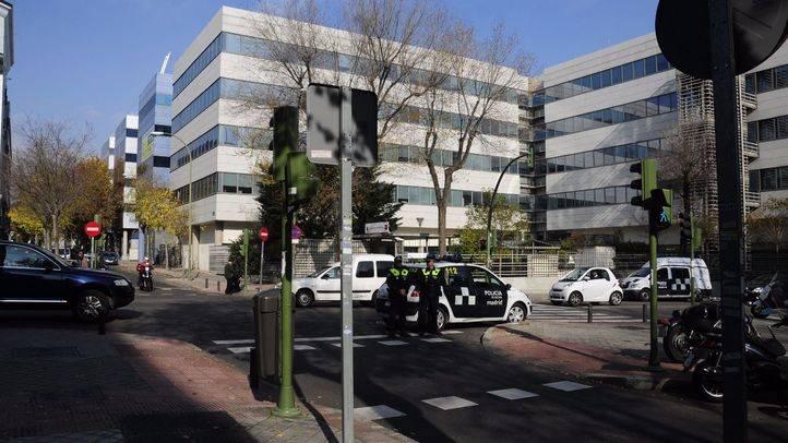 Seis meses de multa para una mujer acusada de agredir a un policía en la protesta contra un desahucio