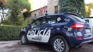 Coche de Policía Municipal de Madrid (archivo)