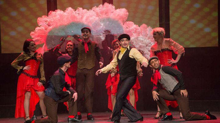 ¡Viva Broadway!, en el teatro Amaya