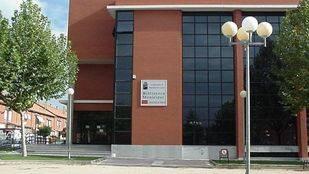 Biblioteca municipal Hans Christian Andersen del Ayuntamiento de Mejorada del Campo.