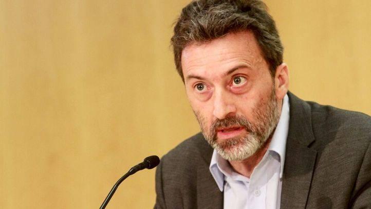 Mauricio Valiente es concejal del Ayuntamiento de Madrid.