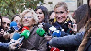 Cifuentes y Carmena piden no repetir las elecciones