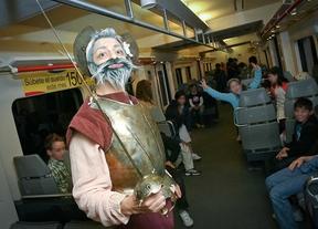 El Tren de Cervantes parte hoy rumbo a Alcalá de Henares