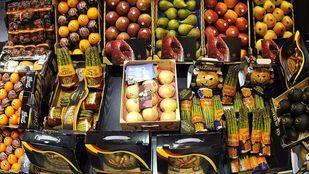 Cinco maneras de tomar vitaminas de la fruta