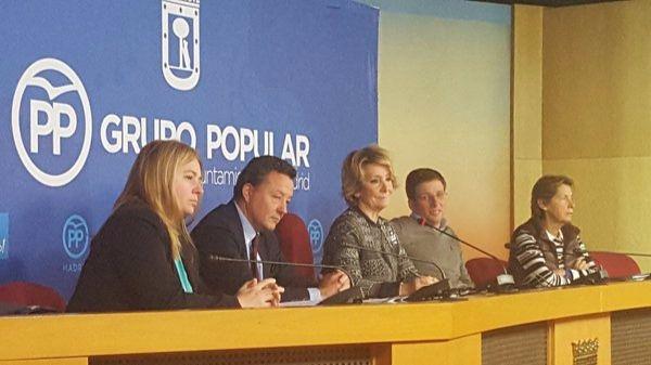 Aguirre responsabiliza de los atascos a Sabanés, Barbero y Calvo