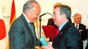 Ricardo Arranz recibe el Máster de Oro del Real Fórum de Alta Dirección
