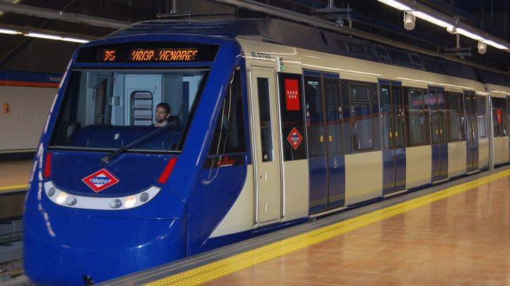 Metro reabre este viernes la estación de San Fernando de Henares