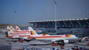 Iberia reanudará progresivamente sus vuelos con Bruselas desde este martes