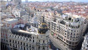 Madrid ocupa el segundo puesto entre las 25 grandes metrópolis europeas