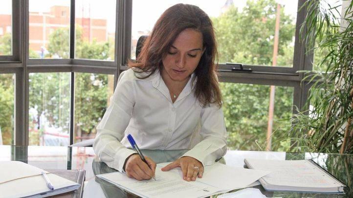 Absuelta la alcaldesa de Getafe tras la retirada de una denuncia por coacciones