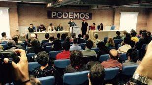 Un centenar de miembros de Podemos pide 'legalizar' los círculos