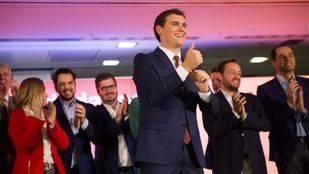 C's triplica su militancia madrileña en sólo un año