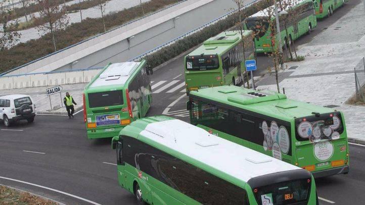 Consorcio de transportes el consorcio de transportes for Oficina del consorcio de transportes de madrid