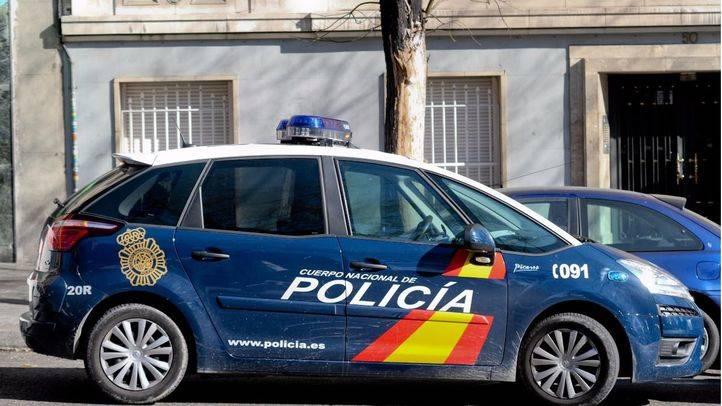 La Policía se incauta de 22 kg de hachís y detiene a tres personas en Villaverde