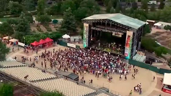 Cancelado el festival happy sundays madridiario for Jardin botanico conciertos
