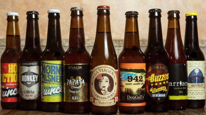 Más de 200 cervezas artesanas se reúnen en Lavapiés