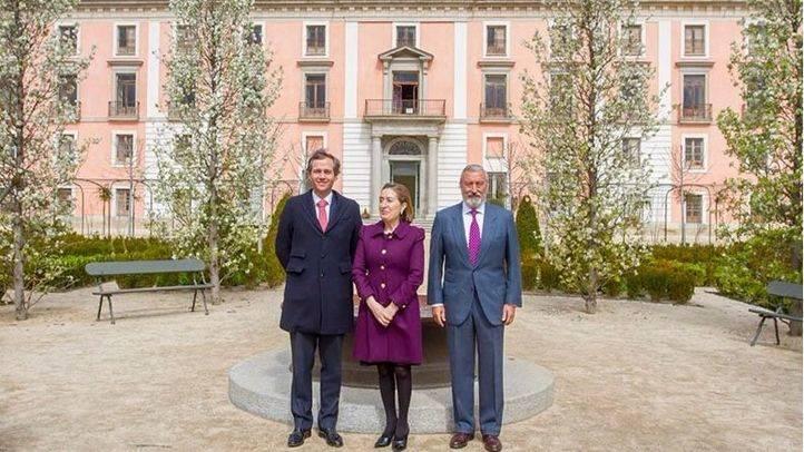 Una inyección de 3 millones para restaurar las huertas del Palacio del Infante Don Luis en Boadilla