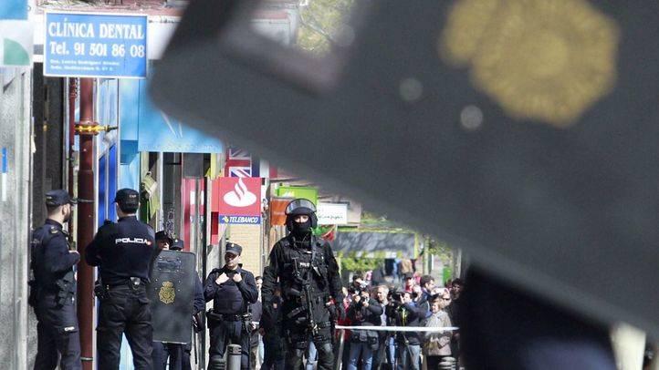 El supuesto atraco a una clínica dental de Madrid se reduce a un robo frustrado en un domicilio