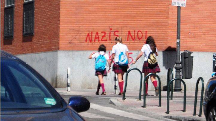 Detenido un policía por masturbarse frente a un colegio del norte de Madrid