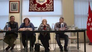 Carmena afirma que más de 400 viviendas puestas a disposición del Ayuntamiento por bancos están 'okupadas'