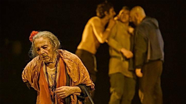 'La Celestina' o José Luis Gómez