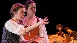 'Quijote. Femenino plural', mujeres de Cervantes