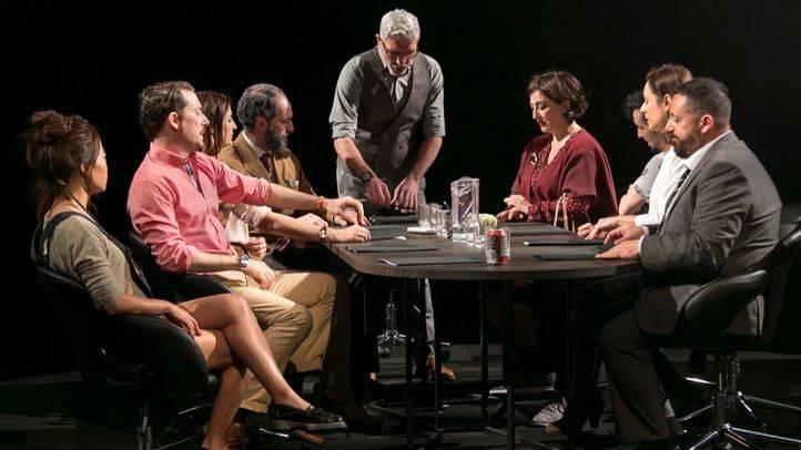 'El jurado', nueve ciudadanos justos
